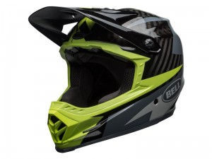 Kask full face BELL FULL-9 CARBON gloss smoke shadow pear rio