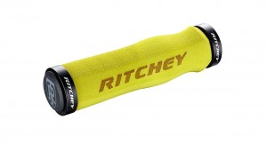 Chwyty Ritchey WCS Locking True Grips żółte