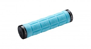 Chwyty Ritchey WCS Trail Locking GRIPS sky blue
