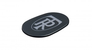 Kapa mostka Ritchey Chicane Magnet Ahead Black