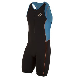 Kombinezon Pearl Izumi Elite TRI Black/Bel Air Blue