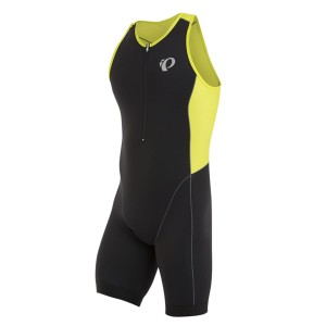 Kombinezon Pearl Izumi Elite TRI Black/Lime Punch
