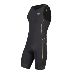 Kombinezon Pearl Izumi Elite TRI Black/Screaming Green