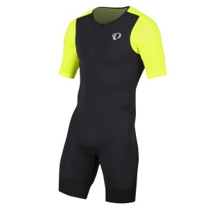 Kombinezon Pearl Izumi ELITE Tri Black/Screaming Yellow
