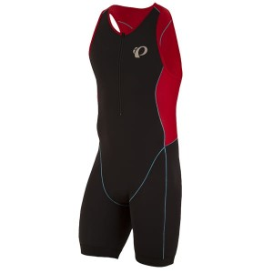 Kombinezon Pearl Izumi Elite TRI Black/True Red