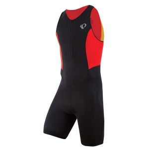 Kombinezon Pearl Izumi Select TRI Black/Fiery Red