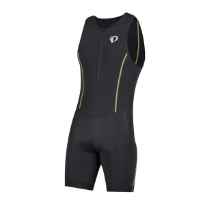 Kombinezon Pearl Izumi Select TRI Black/Screaming Green