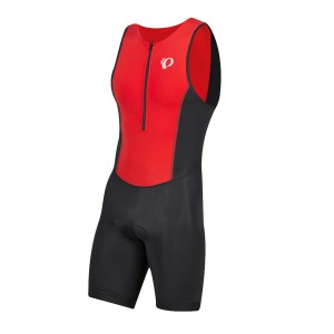 Kombinezon Pearl Izumi Select TRI Black/Torch Red