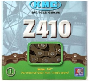 Łańcuch KMC Single Speed Z410 112 ogniw OEM